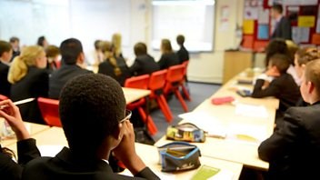 Programme image from Woman's Hour: What should a good secondary school offer?