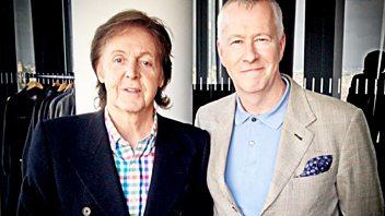 Programme image from Front Row: Paul McCartney; El Dorado; Sebastian Junger on Tim Hetherington
