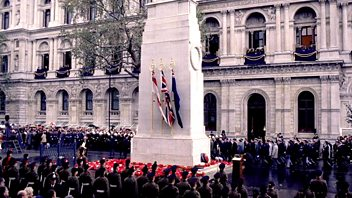 Programme image from Remembrance Sunday: The Cenotaph: 2020