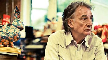 Programme image from Front Row: Paul Smith; The Counsellor; Johnny Cash
