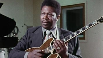 Programme image from Sounding Out: B.B. King