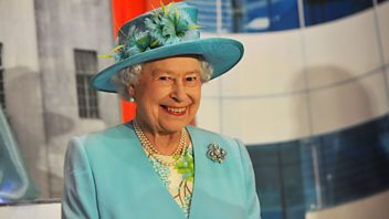 Programme image from Woman's Hour: Weekend Woman's Hour: Why the Queen topped the Power List; Gail Rebuck; Baroness Hale; Dido Harding