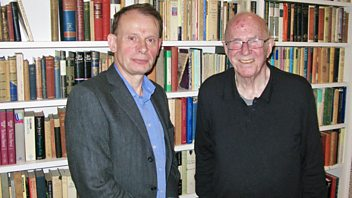 Programme image from Start the Week: Clive James