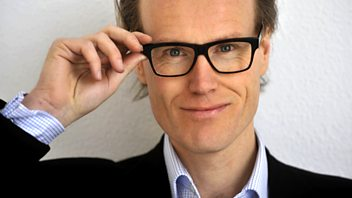Programme image from Saturday Live: Will Gompertz