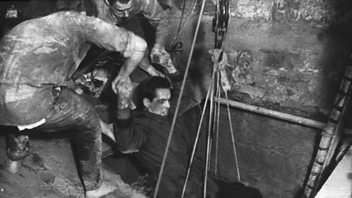 Programme image from Witness: Tunnelling Under the Berlin Wall