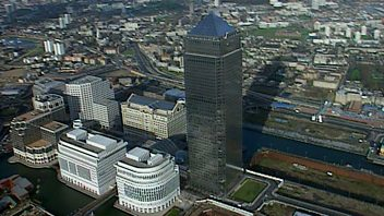 Programme image from Building Sights: Canary Wharf