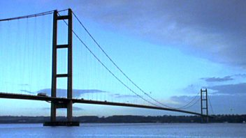 Programme image from Building Sights: Humber Bridge