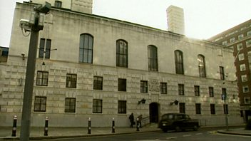 Programme image from Building Sights: Wood Street Police Station