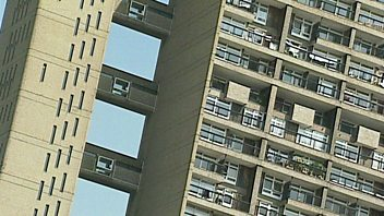 Programme image from Building Sights: Trellick Tower
