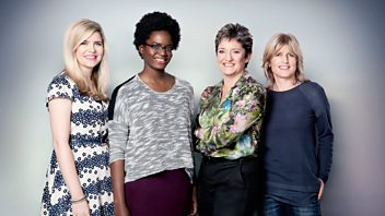 Programme image from Woman's Hour: Power List 2014; Jack Monroe; Grooming; Police fitness