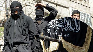 Programme image from Analysis: The Jihadi Spring