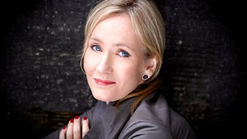 Programme image from Woman's Hour: Episode 1: J.K. Rowling