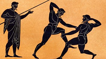 Programme image from Start the Week: Simon Armitage on Greek Tragedy