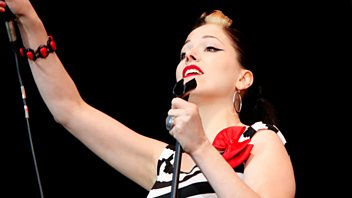 Programme image from Woman's Hour: Imelda May; the 'boomerang generation'; maternal depression