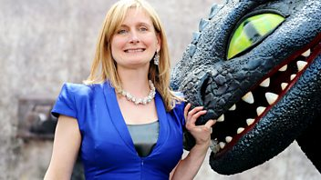 Programme image from Woman's Hour: Cressida Cowell; Young Foster Carers; Battle of Orgreave