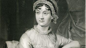 Screen image from Trollope on Austen: Trollope on Austen