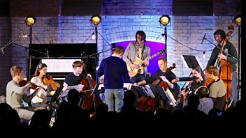 Programme image from Front Row: Jonny Greenwood, Deon Meyer, Streaming books, Summer films