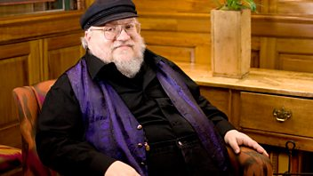 Programme image from Front Row: George RR Martin; Alison Jackson; The Congress