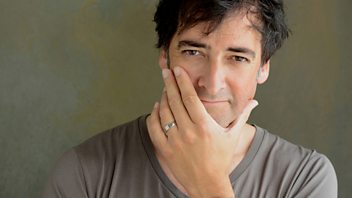 Programme image from Saturday Live: Alistair McGowan
