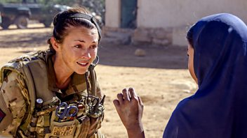Programme image from Our Girl: Episode 2