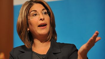 Programme image from Start the Week: Naomi Klein on climate change and growth