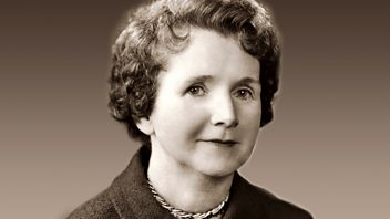 Programme image from Great Lives: Rachel Carson