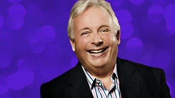 Programme image from A Good Read: Christopher Biggins and Jenny Eclair