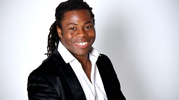 Programme image from Saturday Live: Ade Adepitan