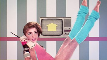 Programme image from The Home That 2 Built: Episode 3: The Eighties