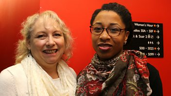 Programme image from Woman's Hour: Weekend Woman's Hour: Listener Week