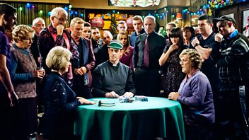 Programme image from Mrs Brown's Boys: Episode 2: Mammy's Gamble