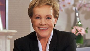 Programme image from Talking Pictures: Julie Andrews