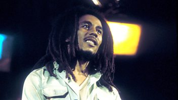 Programme image from Great Lives: Bob Marley