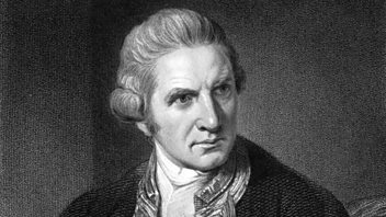 Programme image from Great Lives: Captain James Cook