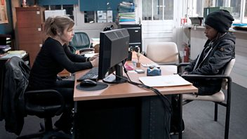 Programme image from Spiral: Episode 8