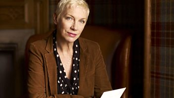 Programme image from Woman's Hour: Women of the World and Annie Lennox