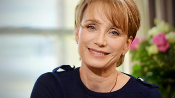 Programme image from Woman's Hour: Weekend Woman's Hour: Kristin Scott Thomas, Julie Andrews, Diana Henry