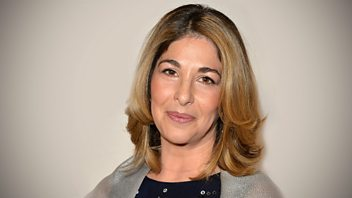 Programme image from Woman's Hour: Naomi Klein, Diana Henry, Woman of the Week