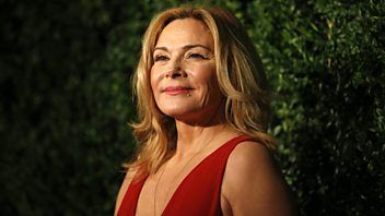 Programme image from Woman's Hour: Weekend Woman's Hour: Kim Cattrall, Modern families, Janet McQueen, Dark Justice