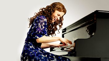 Programme image from Woman's Hour: Weekend Woman's Hour: Katie Brayben as Carole King, Clare Grogan, Ageism in Teaching