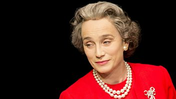 Programme image from Front Row: Kristin Scott Thomas, The Enfield Haunting and The C Word, Greens' Caroline Lucas