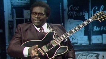 Programme image from Arena: B.B. King Speaks