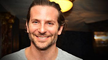 Programme image from Front Row: Bradley Cooper, The Art of Forgery, Cannes report, Folio Prize news