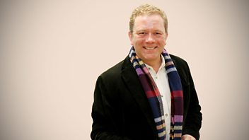 Programme image from Saturday Live: Jon Culshaw