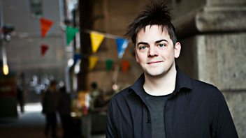Programme image from Front Row: Composer Nico Muhly, Greek drama, Four Corners