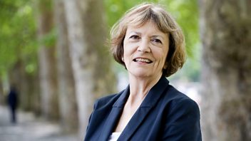 Screen image from A Good Read: Margaret Forster, Joan Bakewell and Gerard McBurney