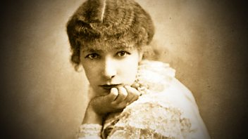 Programme image from Great Lives: Sarah Bernhardt