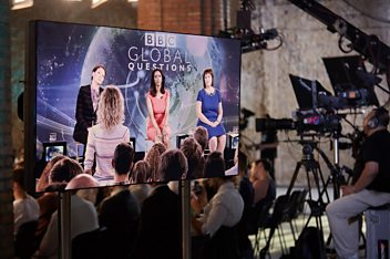 Programme image from Global Questions: 25/07/2020