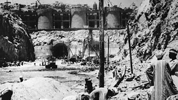 Programme image from Witness History: The building of the Aswan Dam