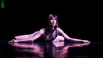 Programme image from Front Row: Sylvie Guillem